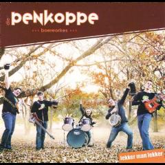 Penkoppe Boereorkes - Lekker Man Lekker (CD)
