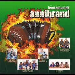 Kannie Warries Dansorkes - Boeremusiek Annibrand (CD)