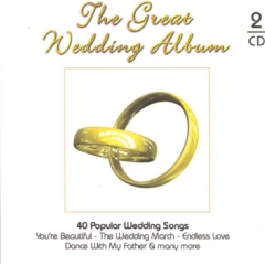 Various - The Great Wedding Album (40 Popular Wedd (CD - 2 discs)