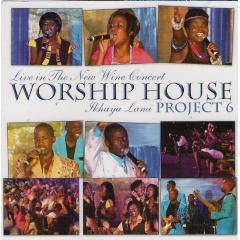 Worship House - Project 6 - Ikhaya Lami Live (CD)