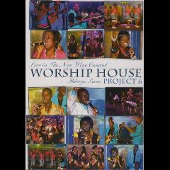 Worship House - Project 6 - Ikhaya Lami Live (DVD)