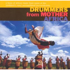 Drummers from Mother Africa - (Import CD)