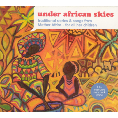 Under African Skies - (Import CD)
