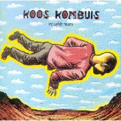 Koos Kombuis - Equilibrium (CD)
