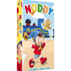 Noddy - The Great Train Chase - (DVD)