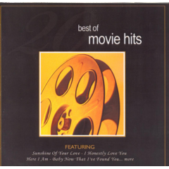 20 Best Of Movie Hits - Various Artists (CD)