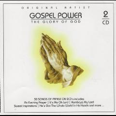 Gospel Power - The Glory Of God - Various Artists (CD)