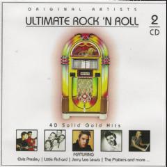 Ultimate Rock'n Roll - Various Artists (CD)