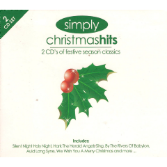 Simply Christmas Hits - Various Artists (CD)