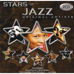 Stars Of Jazz - Various Artists (CD)