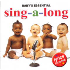 Children - Baby's Essential - Sing-a-Long (CD)