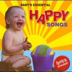 Children - Baby's Essential - Happy Songs (CD)