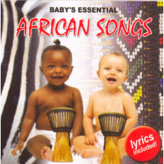 Baby's Essential - African Songs - Various Artists (CD)