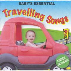 Children - Baby's Essential - Travelling Songs (CD)