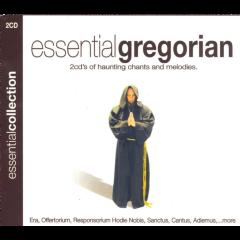 Essential Gregorian - Various Artists (CD)