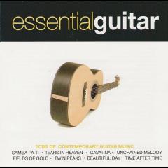 Essential Guitar - Various Artists (CD)