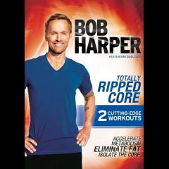 Bob Harper:Totally Ripped Core (DVD)