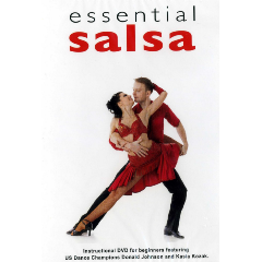 Essential Salsa - Various Artists (DVD)