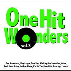 One Hit Wonders - Vol.3 - Various Artists (CD)