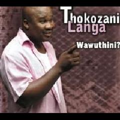 Thokozani Langa - Wawuthini? (CD)