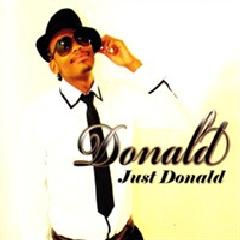 Donald - Just Donald (CD)