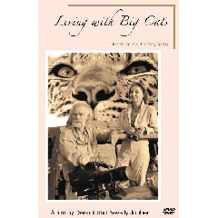 Living With Big Cats - (DVD)