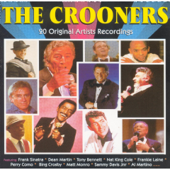 The Crooners - Various Artists (CD)