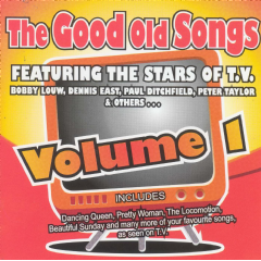 The Good Old Songs - Vol.1 - Various Artists (CD)
