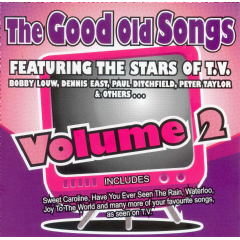 The Good Old Songs - Vol.2 - Various Artists (CD)