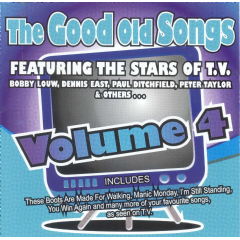 The Good Old Songs - Vol.4 - Various Artists (CD)