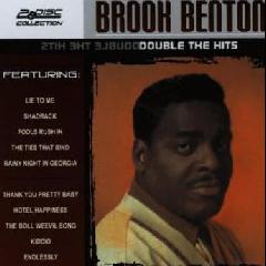 Benton, Brook - Double The Hits (CD)