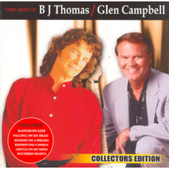 Thomas, B.J / Glen Campbell - Very Best Of B.j.thomas & Glen Campbell - Collectors' Edition (CD)