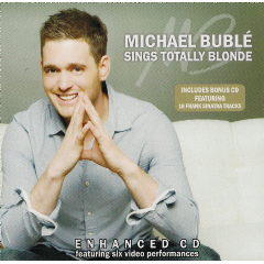 Buble. Michael - Sings Totally Blonde (CD)