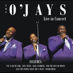 O'Jays - Live In Concert (CD)