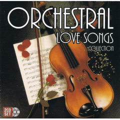 Orchestral Love Songs - Various Artists (CD)