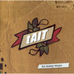 Tait - So Many Ways (CD)