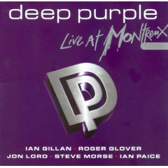 Deep Purple - Live At Montreux (CD)