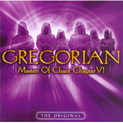 Gegorian Masters Of Chant - Masters Of Chant Chapter VI (CD)