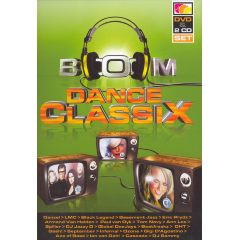 Booom Dance Classix - Various Artists (CD + DVD)