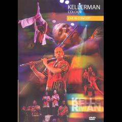 Wouter Kellerman - Kellerman Colour - Live (DVD)
