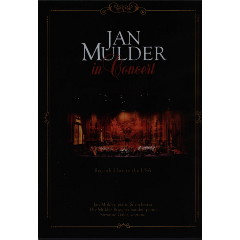 Jan Mulder - In Concert...Recorded Live In The USA (DVD)