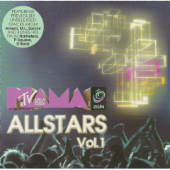 Mama All Stars - Vol.1 - Various Artists (CD)