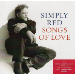 Simply Red - Songs Of Love (CD)