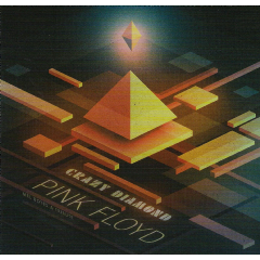 Mel Botes - Crazy Diamond - Pink Floyd Tribute (CD)