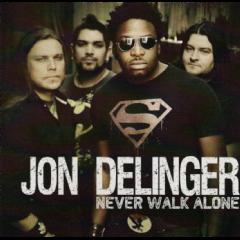 Jon Delinger - Never Walk Alone (CD)