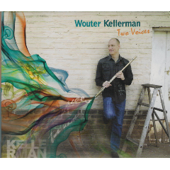 Wouter Kellerman - Two Voices (CD)