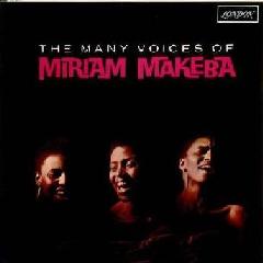 Miriam Makeba - Many Voices Of Miriam Makeba (CD)
