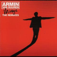 Armin Van Buuren - Mirage - The Remixes (CD)
