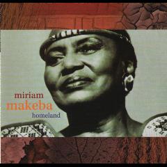 Miriam Makeba - Homeland (CD)