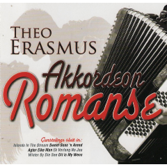 Theo Erasmus - Akkordeon Romanse (CD)